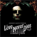 Produktbilde for Love Never Dies (USA-import) (2CD)