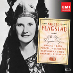 Kirsten Flagstad - The Supreme Wagnerian Soprano (5CD)