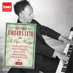 Arthur Rubinstein - The Chopin Recordings (5CD)