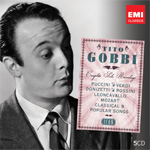 Tito Gobbi - Complete Solo Recordings (5CD)