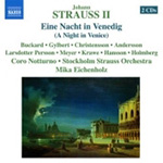 Produktbilde for Strauss II, J: (A) Night in Venice (CD)