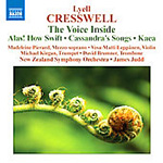 Cresswell: The Voice Inside (CD)