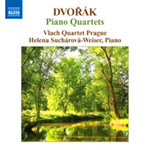 Dvorak: Piano Quartets Nos 1 and 2 (CD)