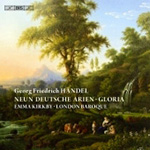 Handel: (9) German Arias (CD)