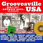 Groovesville USA: 24 Ultimate Detroit Soul Classics (CD)