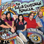 Produktbilde for Songs Of The Sarah Silverman Program: From Our Rears To Your Ears (USA-import) (CD)