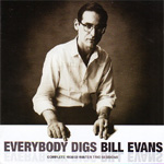 Everybody Digs Bill Evans - Complete 1958/59 Winter Trio Sessions (CD)