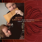 Produktbilde for Roar Engelberg / Stein-Erik Olsen - Suite Latina (CD)