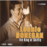 The King Of Skiffle (4CD)