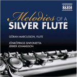 Melodies Of A Silver Flute (CD)