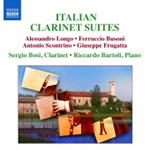 Italian Clarinet Suites (CD)