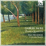 Fauré: Piano Quartets Nos 1 & 2 (CD)