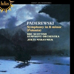 Paderewski: Symphony In B Minor (CD)