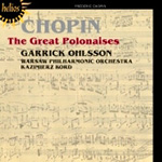 Garrick Ohlsson - Chopin: The Great Polonaises (CD)