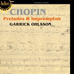 Garrick Ohlsson - Chopin: Preludes & Impromptus (CD)