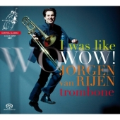 I Was Like WOW! - Trombone Works (CD)