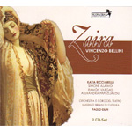 Bellini: Zaira (CD)