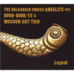 Legend - With Huun-Huur Tu & Moscow Art Trio (2CD)