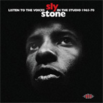Listen To The Voices (Sly Stone In The Studio 1965-70) (CD)
