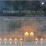 Schubert: Mass In A Flat Major (CD)