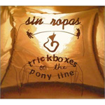 Trickboxes On The Pony Line (CD)