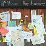 Produktbilde for Hey Harmony (CD)