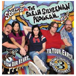 Songs Of The Sarah Silverman Program: From Our Rears To Your Ears! (CD)