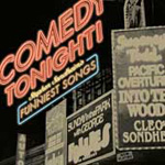 Comedy Tonight: Sondheims Funniets Songs (CD)