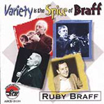 Variety Is The Spice Of Braff (CD)