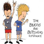 Beavis And Butthead Experience (CD)