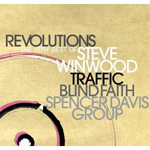 Produktbilde for Revolutions: The Very Best Of Steve Winwood (UK-import) (CD)