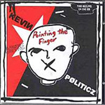 Pointing The Finger / Politicz: The Cherry Red Albums 1981-1982 (CD)