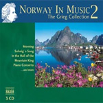 Grieg: Norway In Music Vol. 2 (3CD)