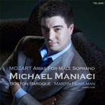 Mozart: Arias For Male Soprano (CD)