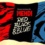 Red, Black & Blue - Some Remixes (CD)