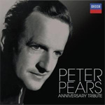 Peter Pears - Anniversary Tribute (5CD)
