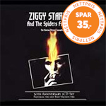 Ziggy Stardust - Live At Hammersmith Odeon 1973 (2CD)