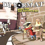 Music For The Mature B-Boy (CD)
