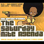 The Saturday Night Agenda (CD)