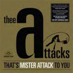 That's Mister Attack To You (CD)
