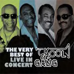 The Very Best Of: Live In Concert (CD)