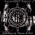 Defending The Throne Of Evil (CD)