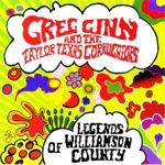 Legends Of Williamson County (CD)