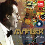 Mahler - The Complete Works (16CD)