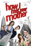 How I Met Your Mother - Sesong 2 (DVD)