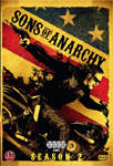 Sons Of Anarchy - Sesong 2 (DVD)
