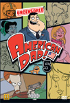American Dad - Sesong 5 (DVD)