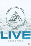 Rock And Roll Hall Of Fame + Museum: Live Legends (DVD - SONE 1)