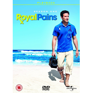 Royal Pains - Sesong 1 (UK-import) (DVD)