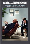 Curb Your Enthusiasm - Sesong 7 (UK-import) (DVD)